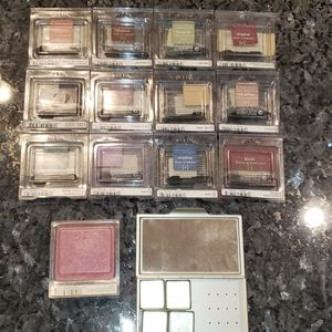 AVEDA EYE SHADOWS, BLUSH